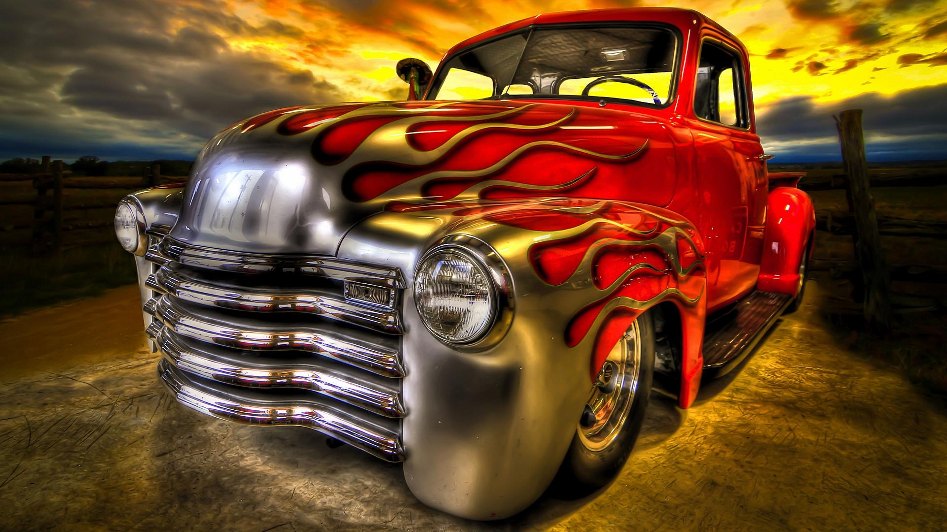 4x4 Hd Wallpapers >> Wallpaper Old Trucks - WallpaperSafari