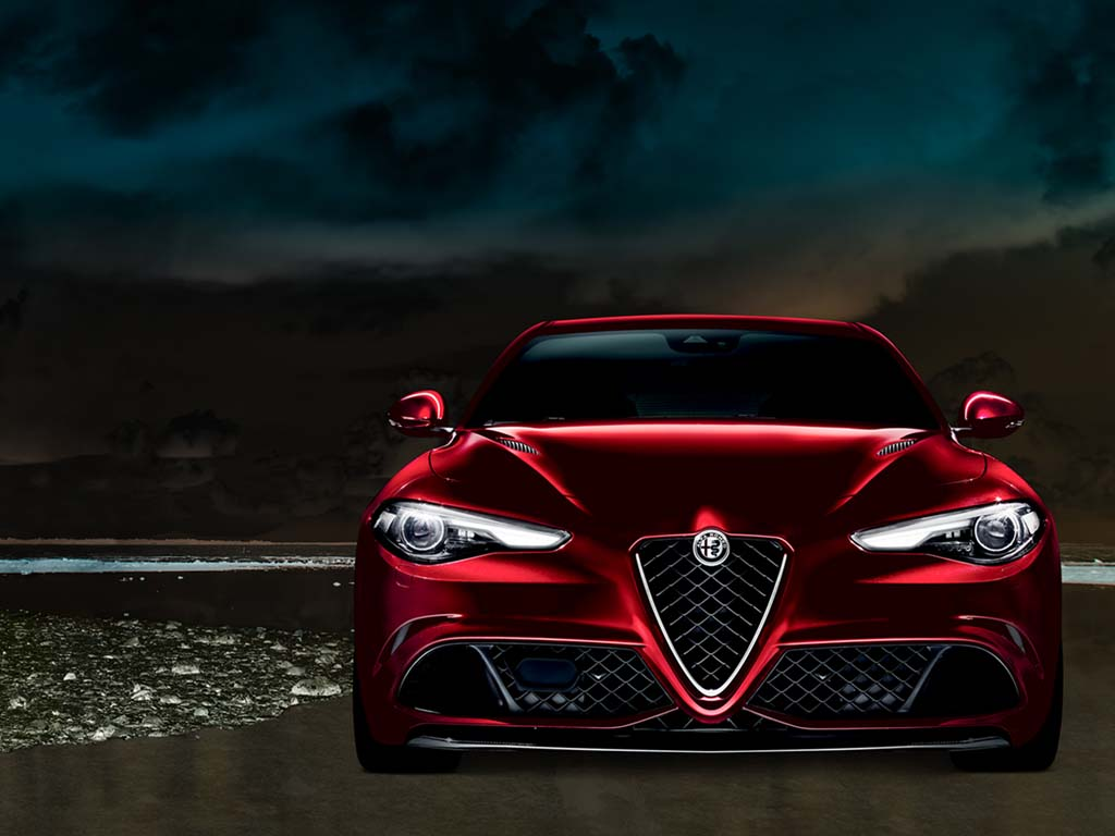 Alfa Romeo Giulia Wallpapers and Background Images   stmednet 1024x768