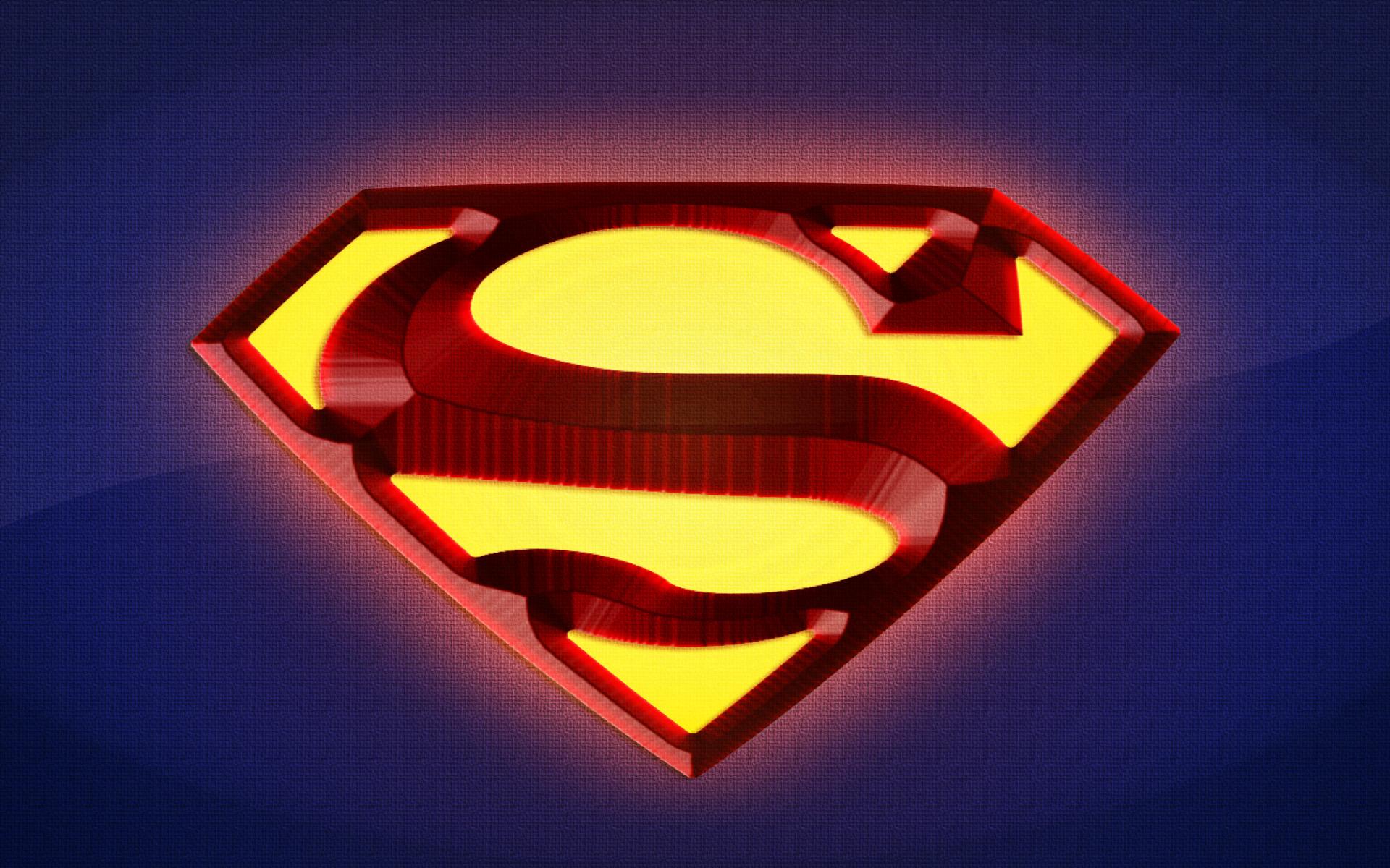 Superman shield wallpaper   886984 1920x1200
