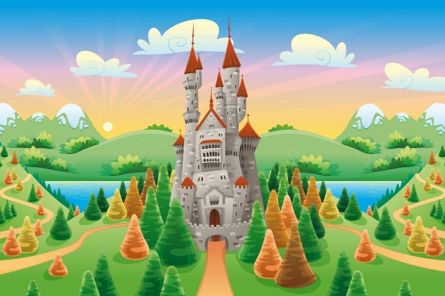 Cartoon Castle Wallpaper Cartoon Images 900x600