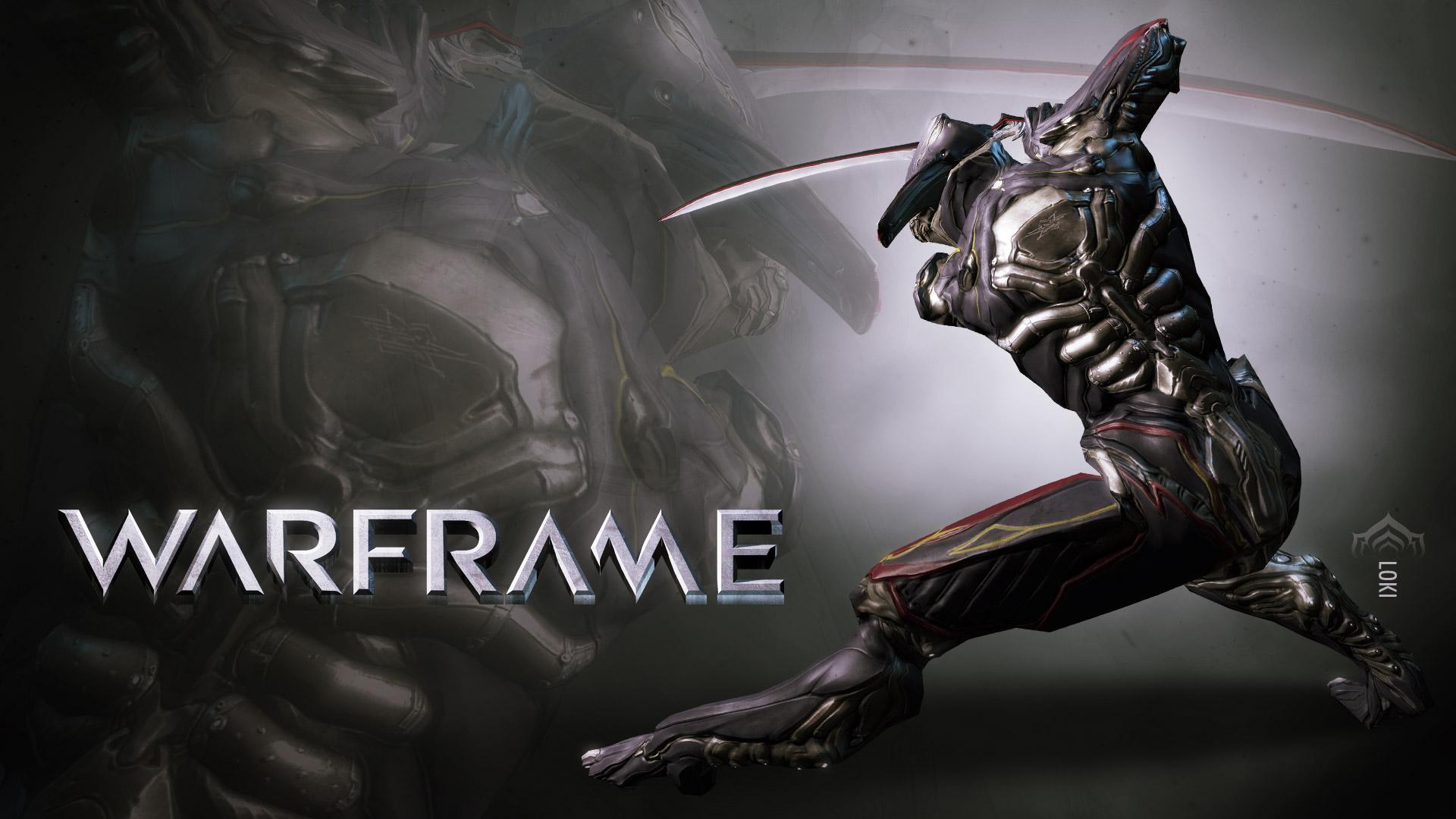 Free download Loki Warframe WARFRAME Wiki [1920x1080] for