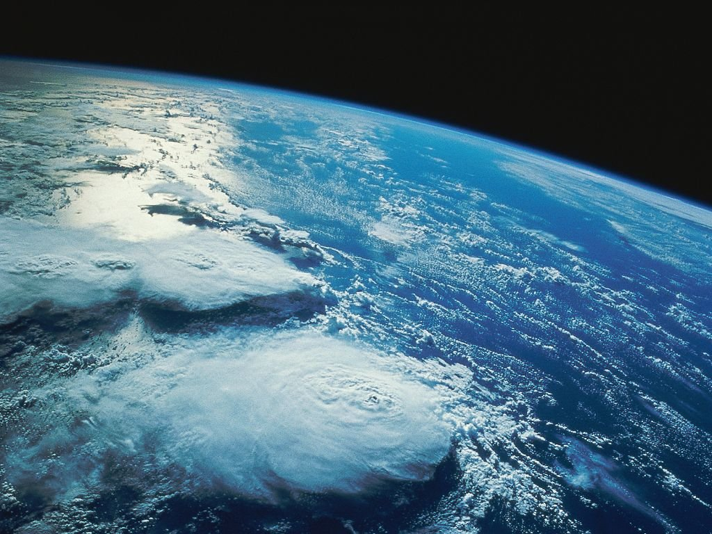 Earth From Space Wallpaper Photos Wallpaper WallpaperLepi 1024x768