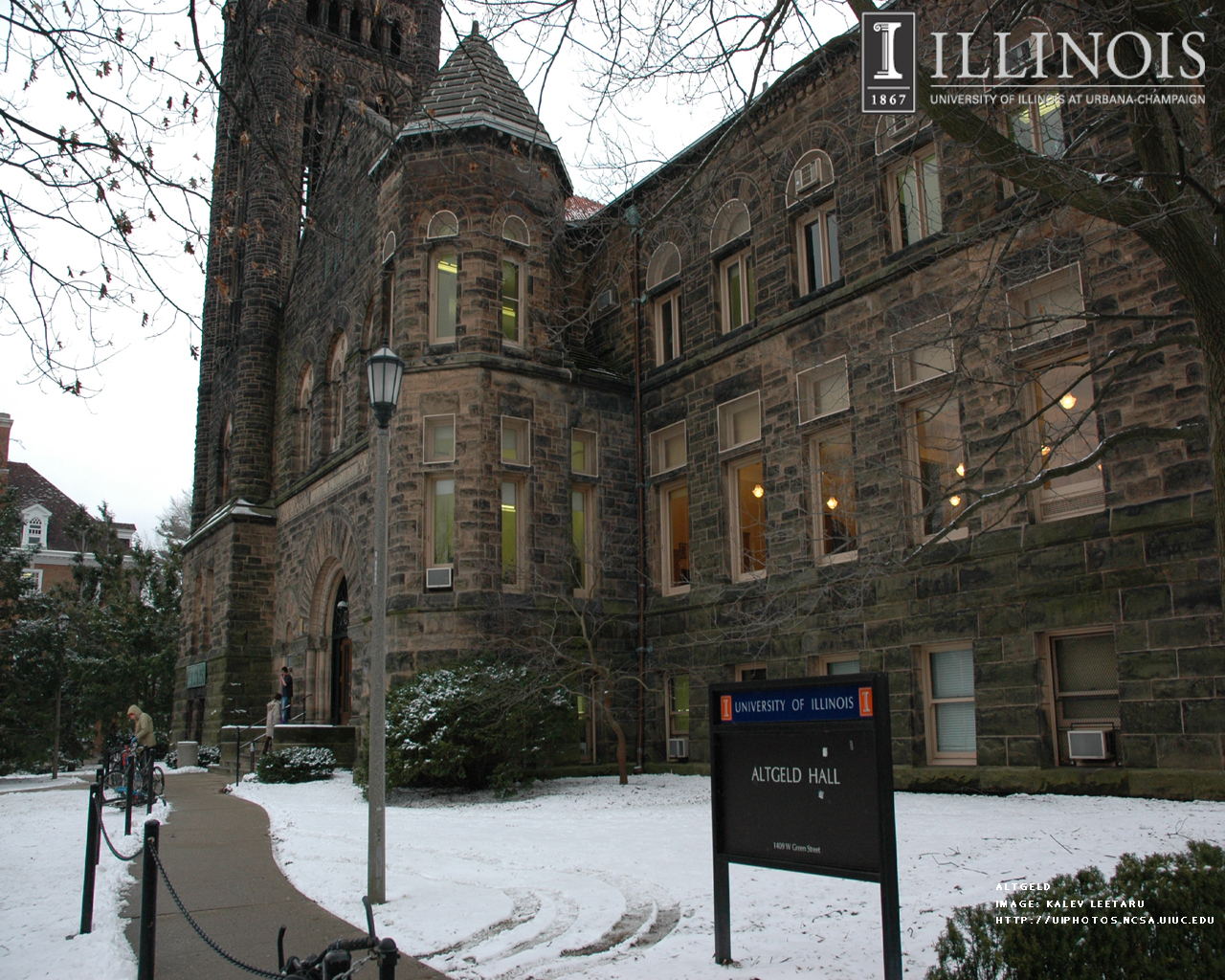 Health Center   University urbana champaign university library Clinic 1280x1024