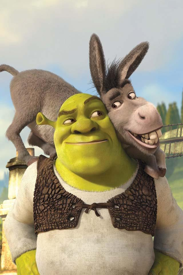 45 Shrek Wallpaper Hd On Wallpapersafari
