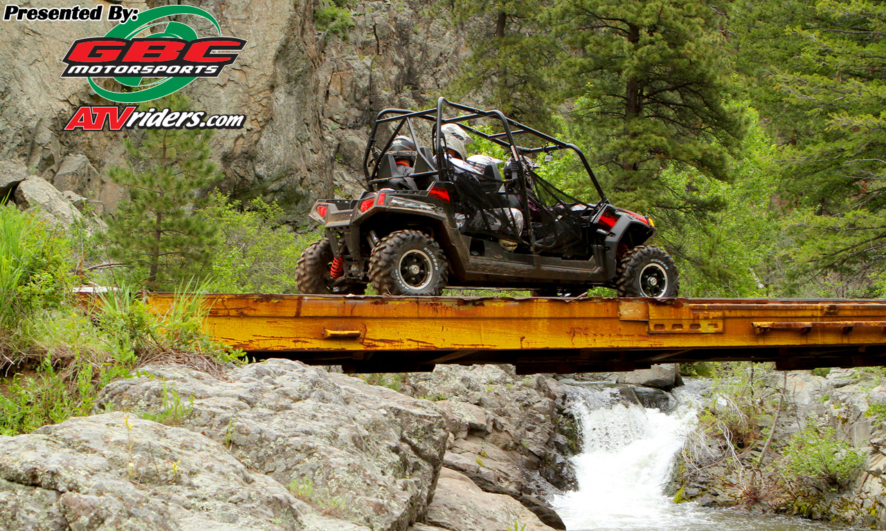 Polaris Ranger RZR4 800 EFI UTV   4 Seater   Wednesday Wallpapers 1280x768
