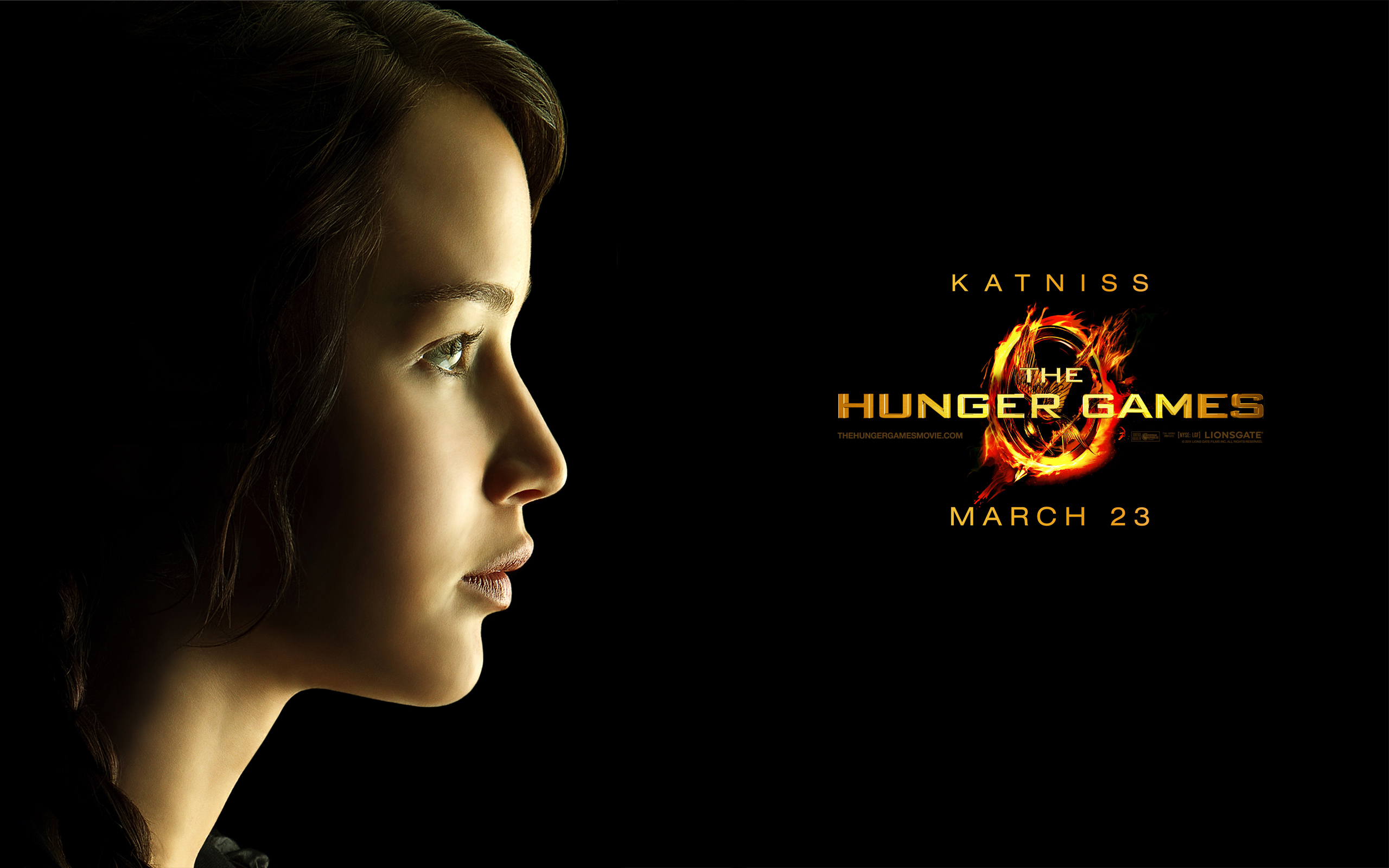 Exclusive The Hunger Games HQ Wallpapers Movie Wallpapers 2560x1600