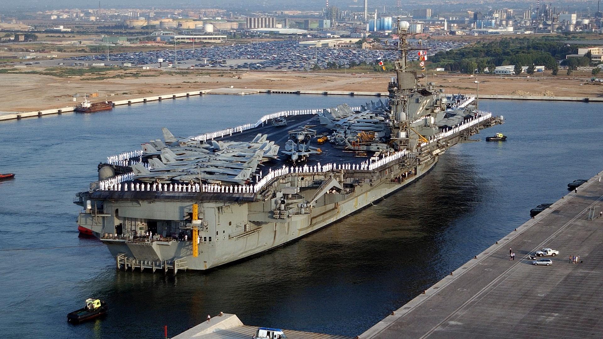 US Navy Wallpaper 1920x1080 US Navy Ships Aircraft Carriers USS 1920x1080