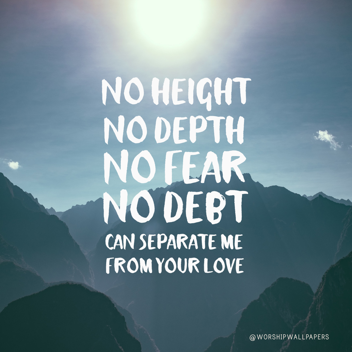 Unstoppable Love Jesus Culture WORSHIP WALLPAPERS 1200x1200