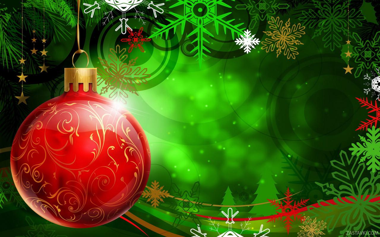 New Year 2015 And Christmas Wallpaper Desktop 15693 Wallpaper 1280x800