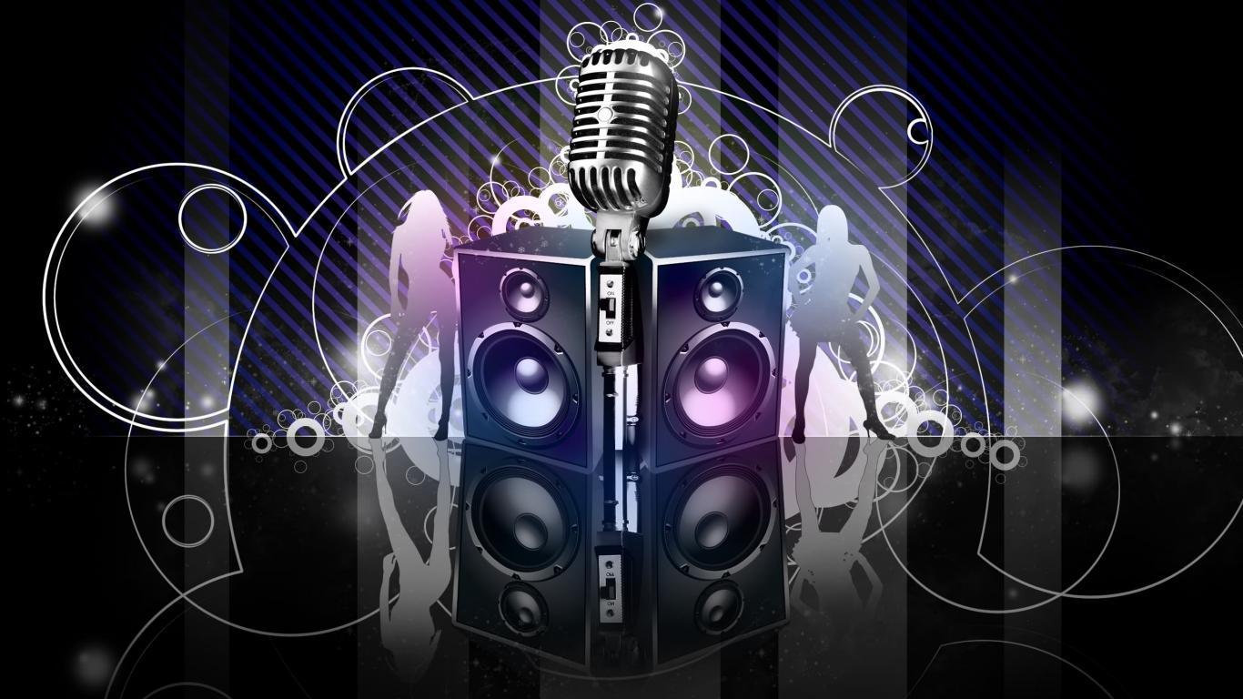 Rap Music Wallpapers 1366x768