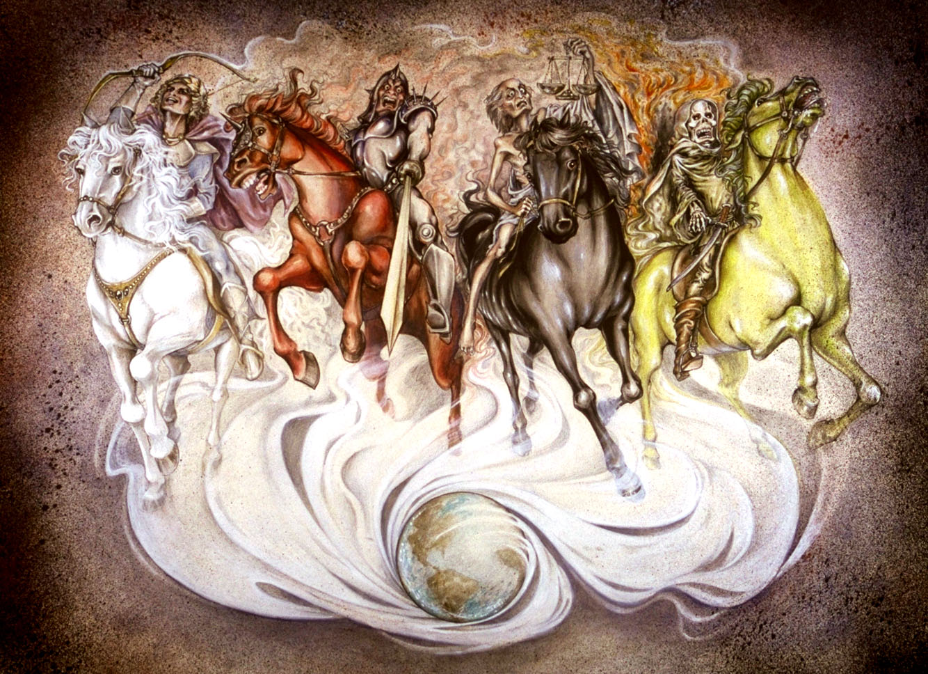 THE FOUR HORSEMEN OF THE APOCALYPSE 1334x968
