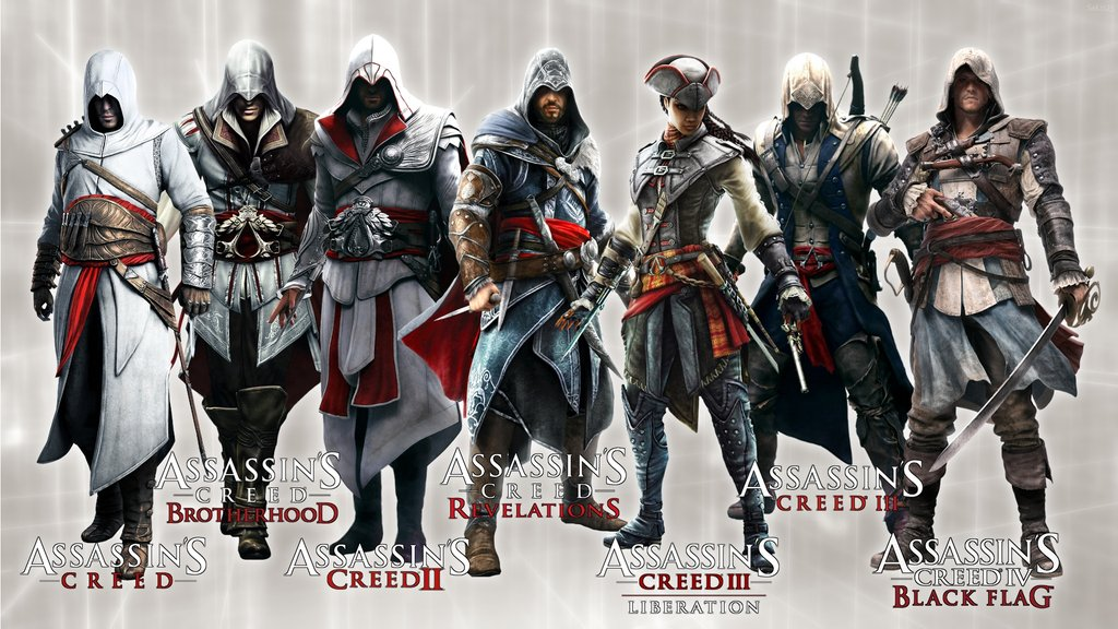 Assassins Creed Heroes Wallpaper 1080p by Sakis25 1024x576