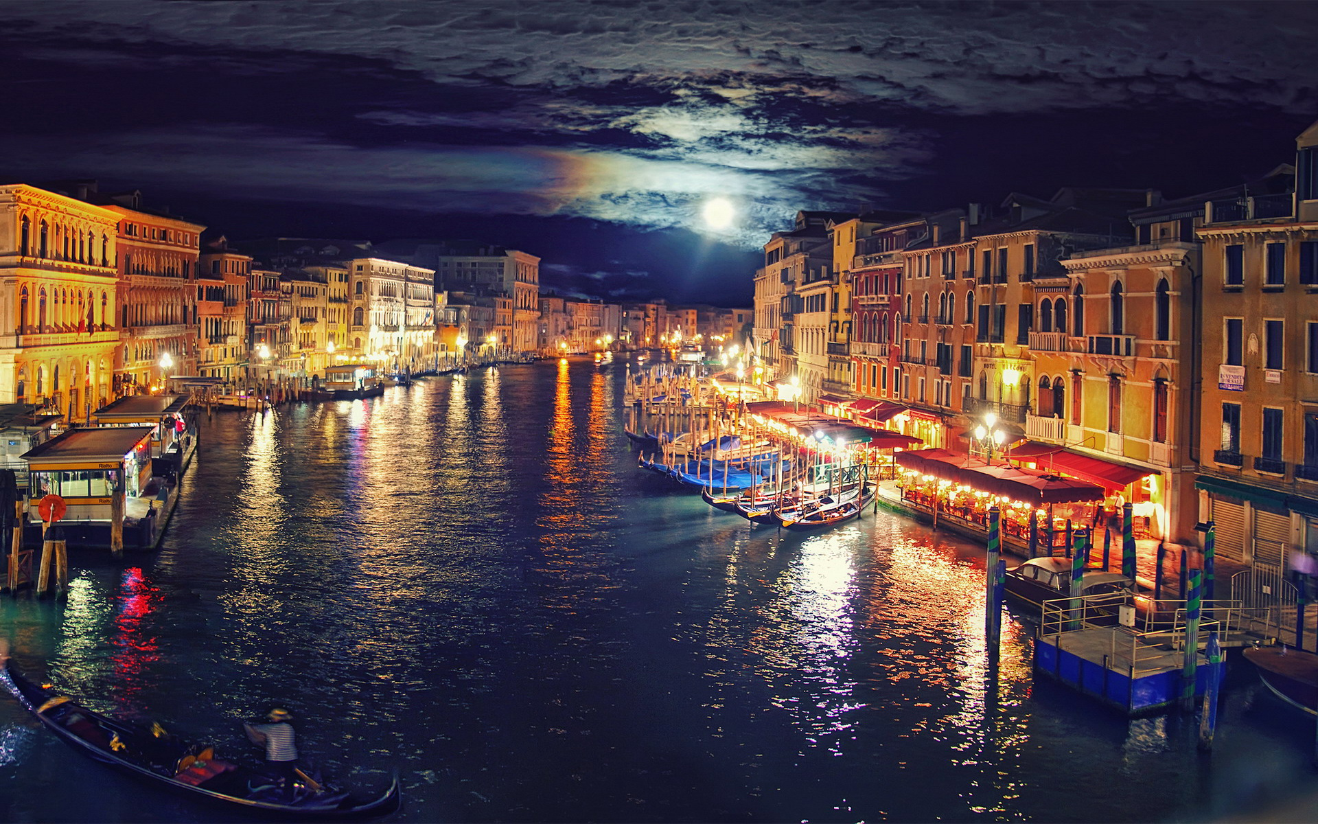 Venice Night wallpaper   1128687 1920x1200