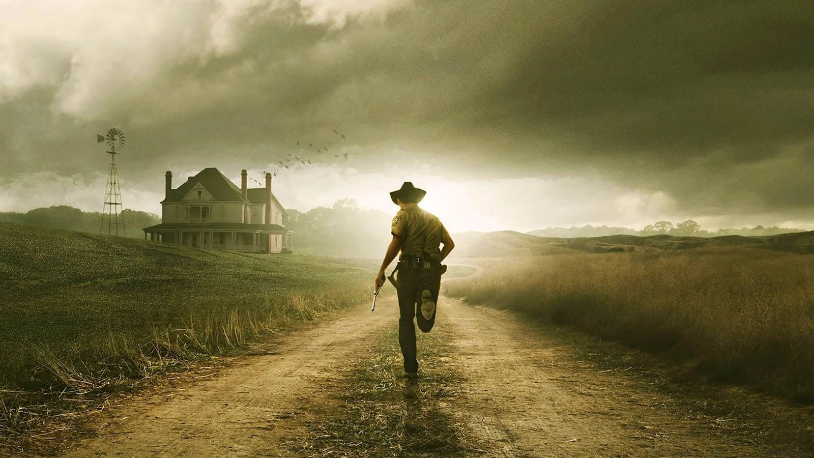 The Walking Dead Wallpapers: Walking Dead HD Wallpaper
