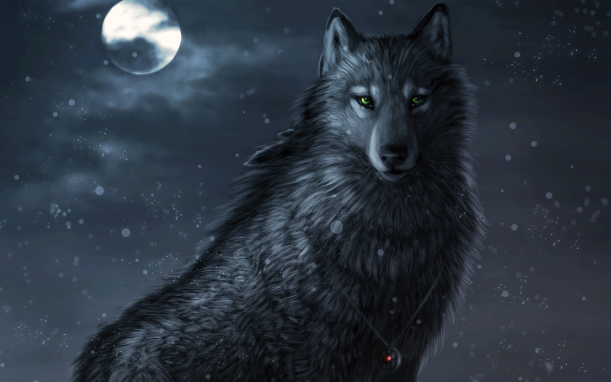Wolf Computer Wallpapers Desktop Backgrounds 1997x1248 ID229738
