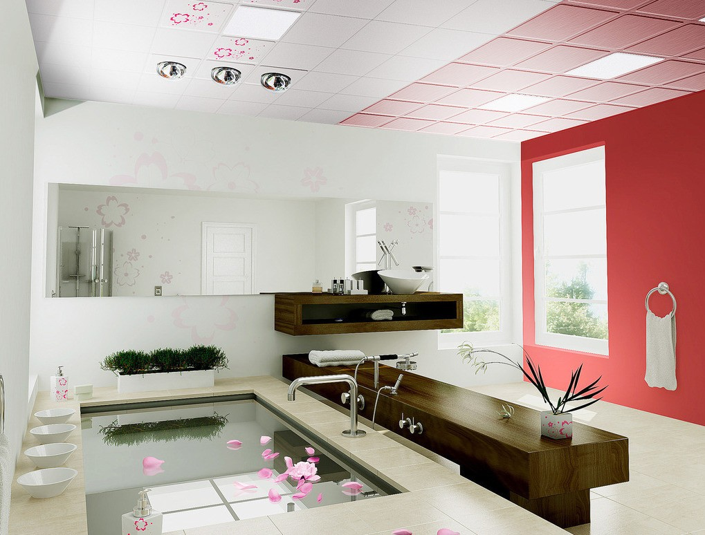 SPA facial room design 3D house 3D house pictures and 1019x774