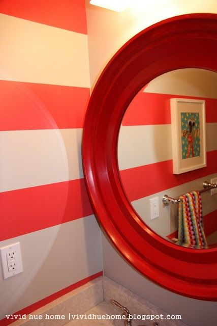 DIY Removable Wallpaper Bathroom Creative House Ideas Pinterest 427x640