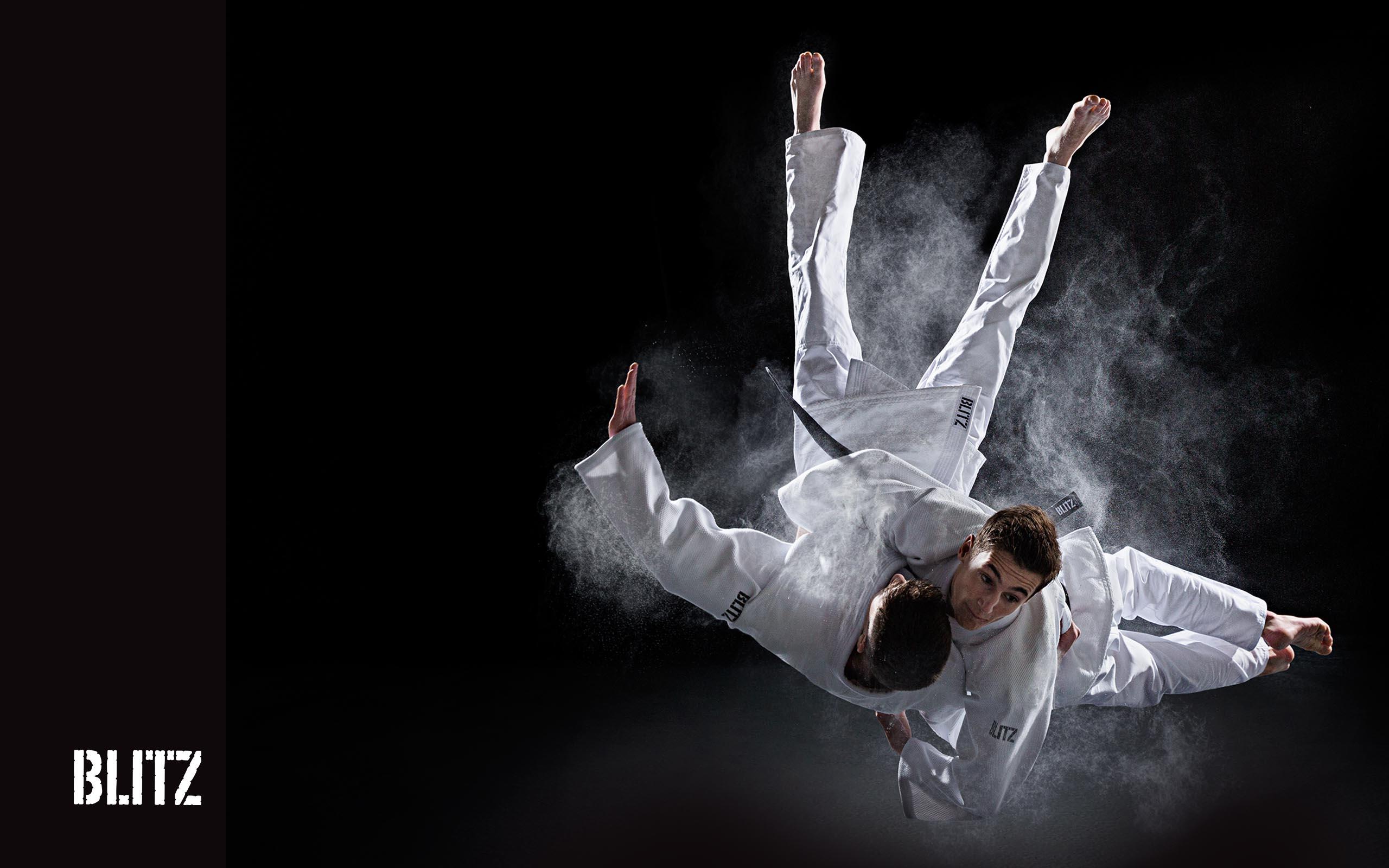 Judo Wallpaper 2560x1600