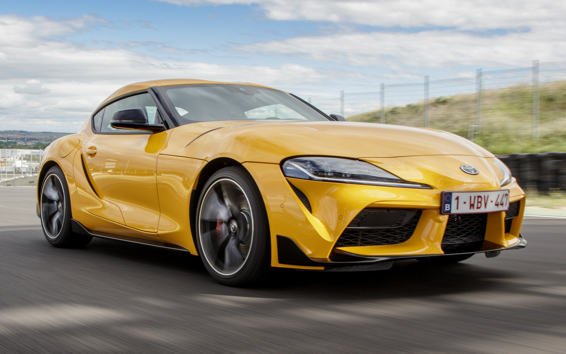 2019 Toyota GR Supra   Wallpapers and HD Images Car Pixel 1920x1200