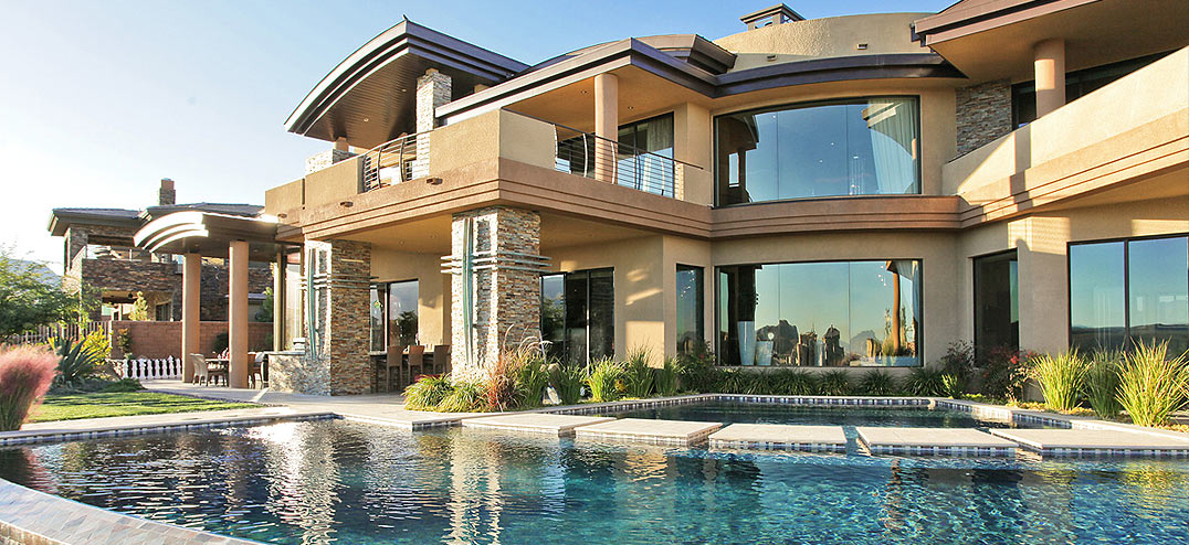 Luxury home wallpaper wallpapersafari for Wallpaper luxury home