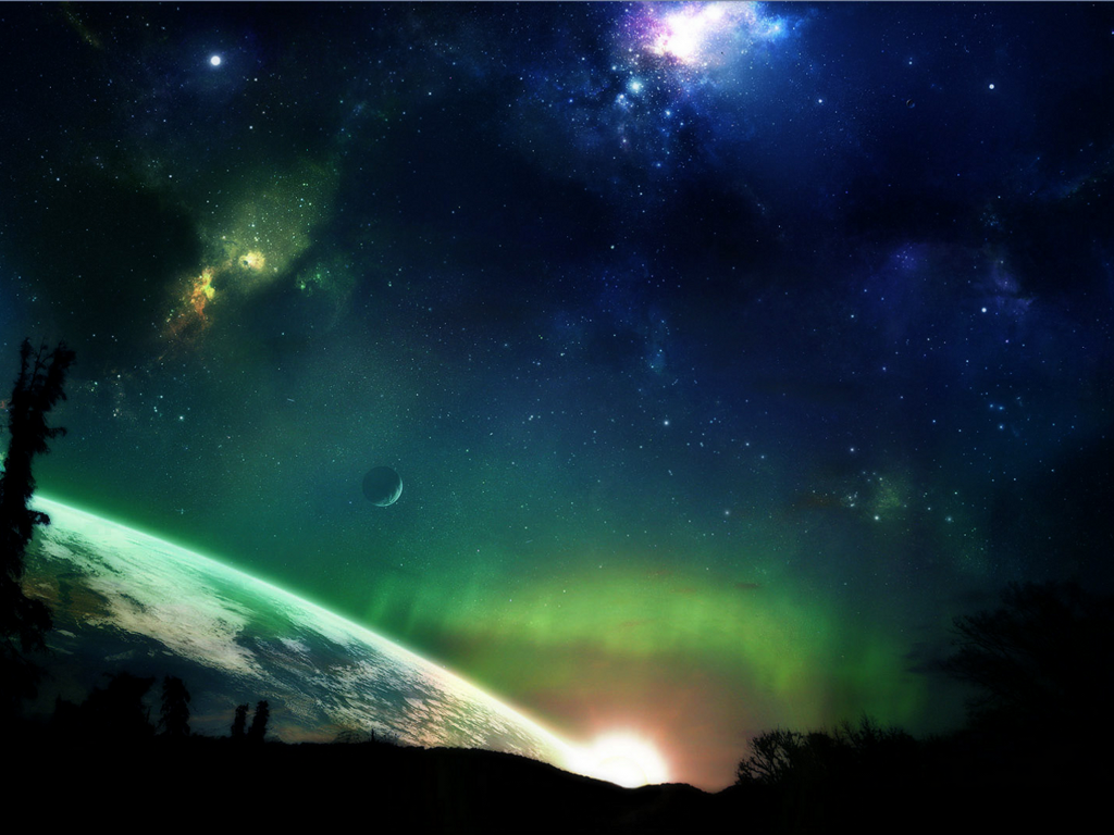 Aurora Borealis Wallpaper - HD Wallpapers