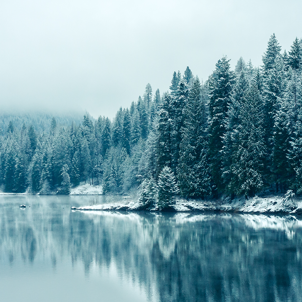 Wallpaper Weekends Frosted iPad mini Winter Pack MacTrast 1024x1024