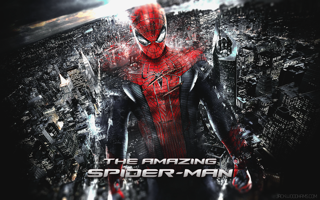 The Amazing Spider Man   Wallpaper by JSWoodhams 1024x640
