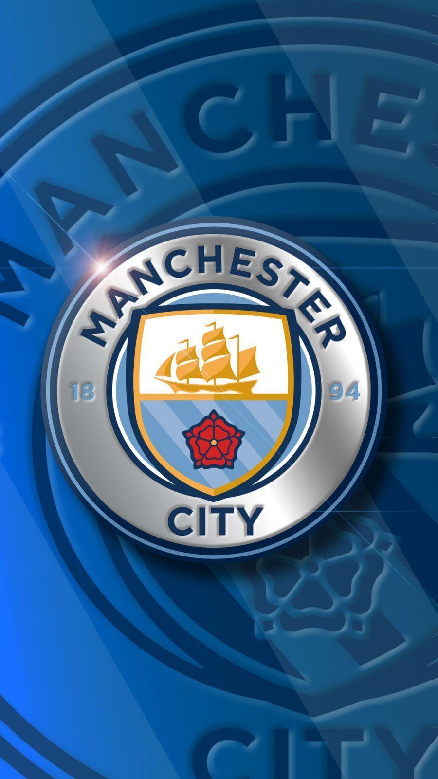 21 Manchester City Logos Wallpapers On Wallpapersafari