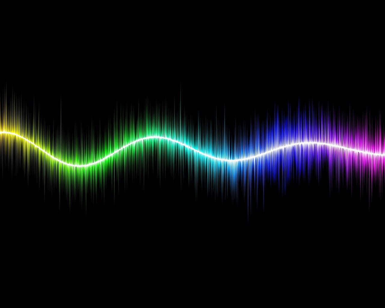 Pics Photos   Sound Wave Wallpaper 1280x1024