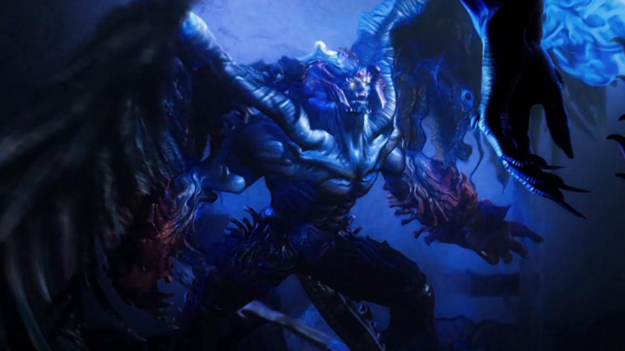 Free Download Devil Jin Forms Tekken Headquarter 1280x720 For