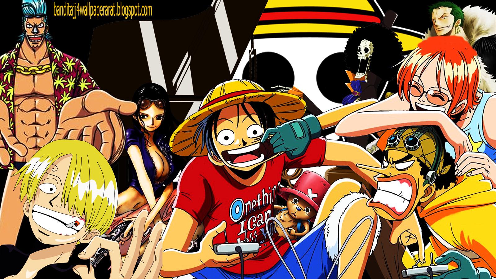 42 One Piece Wallpaper Desktop On Wallpapersafari