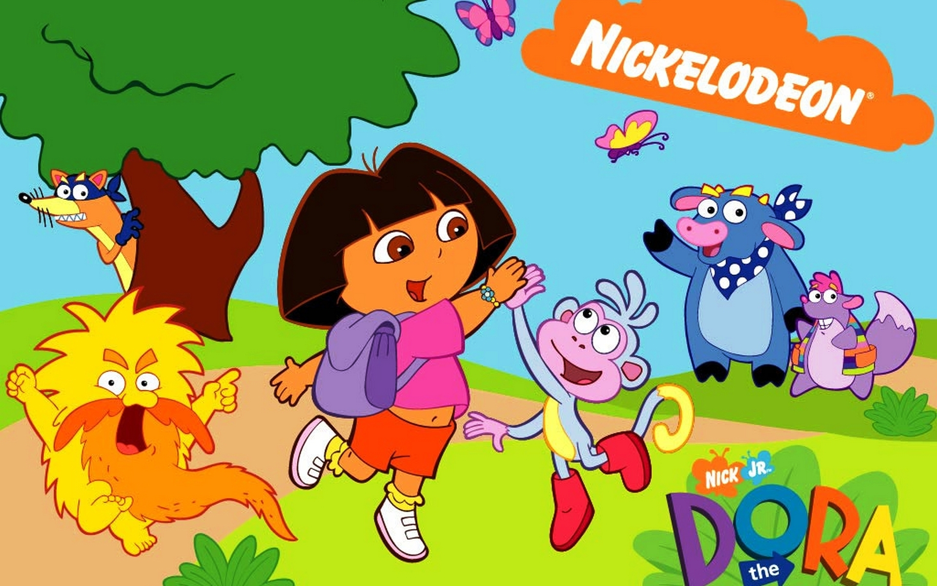 Dora the Explorer tq wallpaper 1920x1200 184641 1920x1200