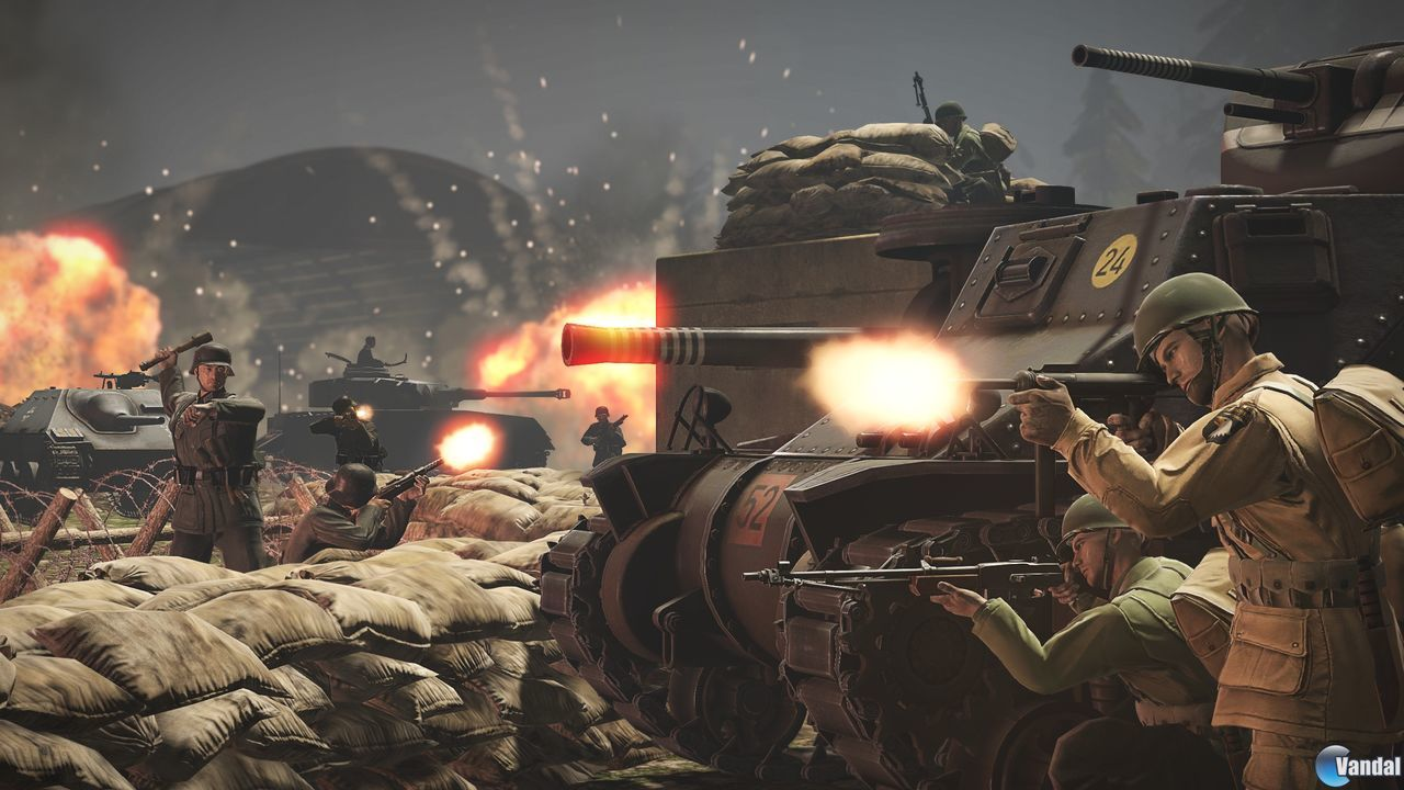 Heroes and generals фото