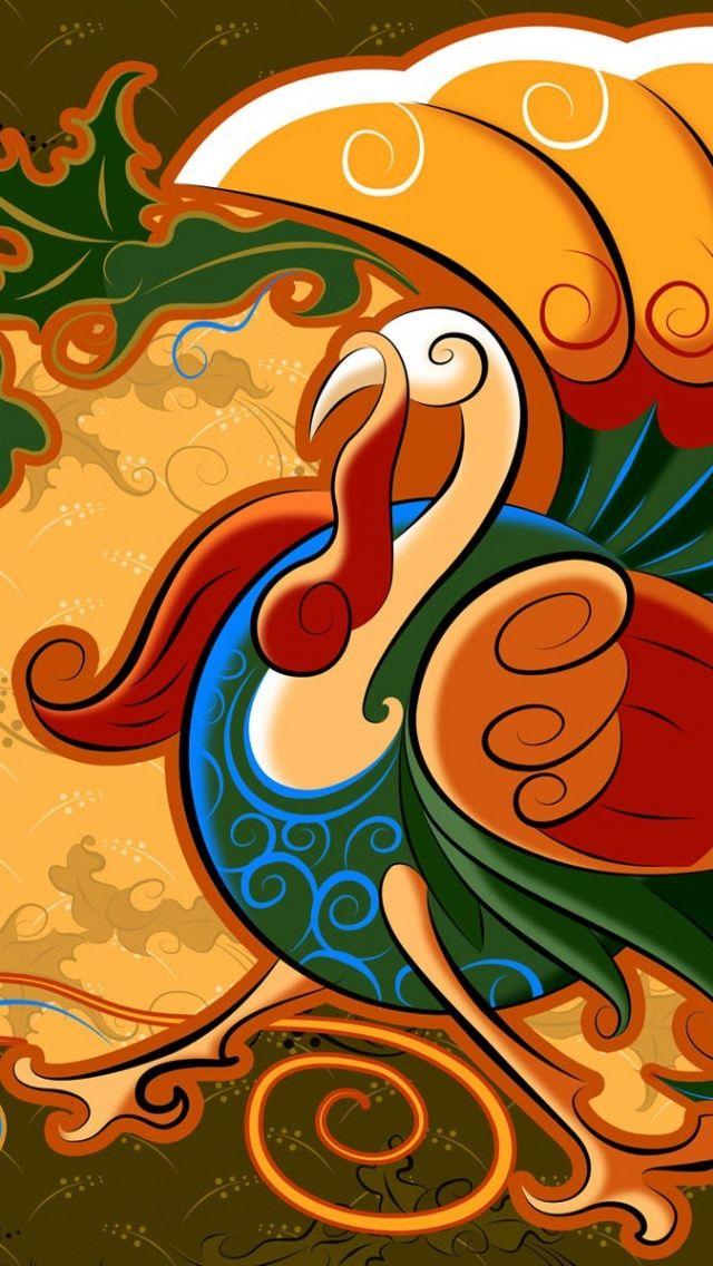 Thanksgiving Turkey iPhone 5 Wallpaper 640x1136 Thanksgiving 640x1136