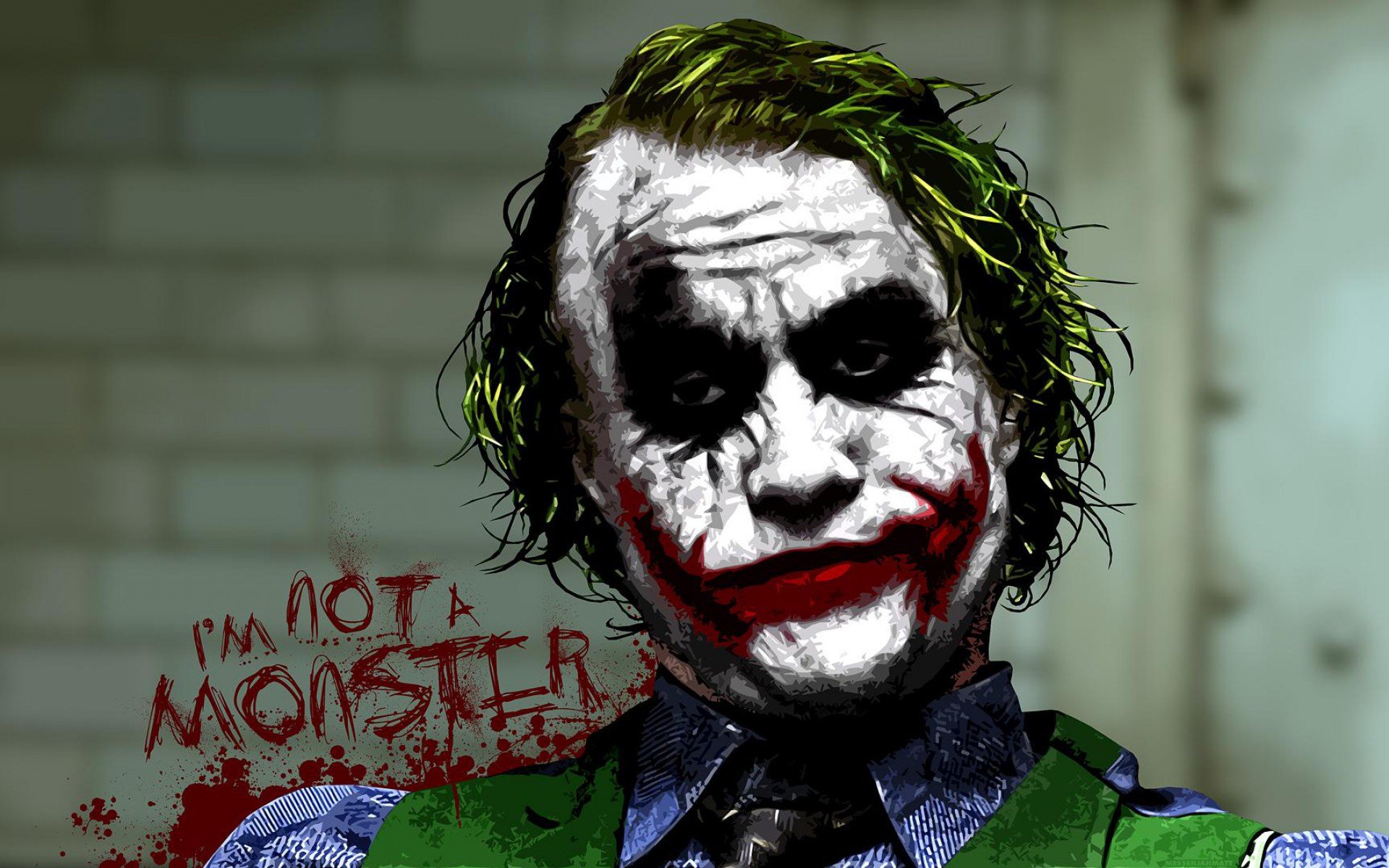 batman joker wallpaper Let the Villain not hero get the girl 1920x1200