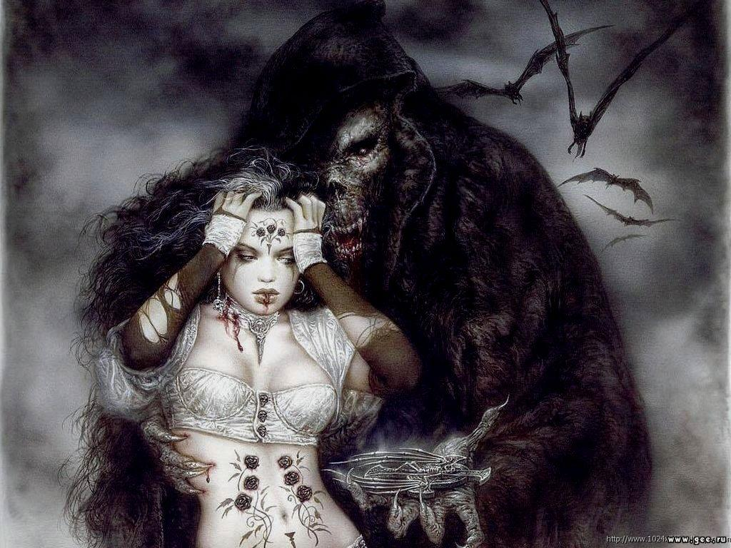 Luis Royo Wallpaper - WallpaperSafari