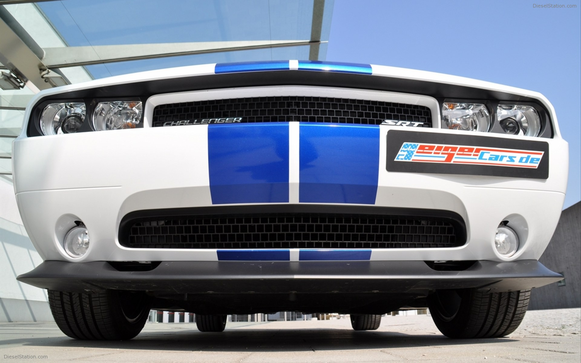 Dodge Challenger SRT8 392 2011 by GeigerCarsde Widescreen Exotic Car 1920x1200