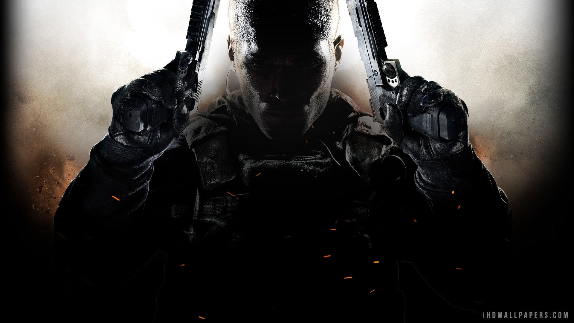 Black Ops 3 IPhone Wallpaper