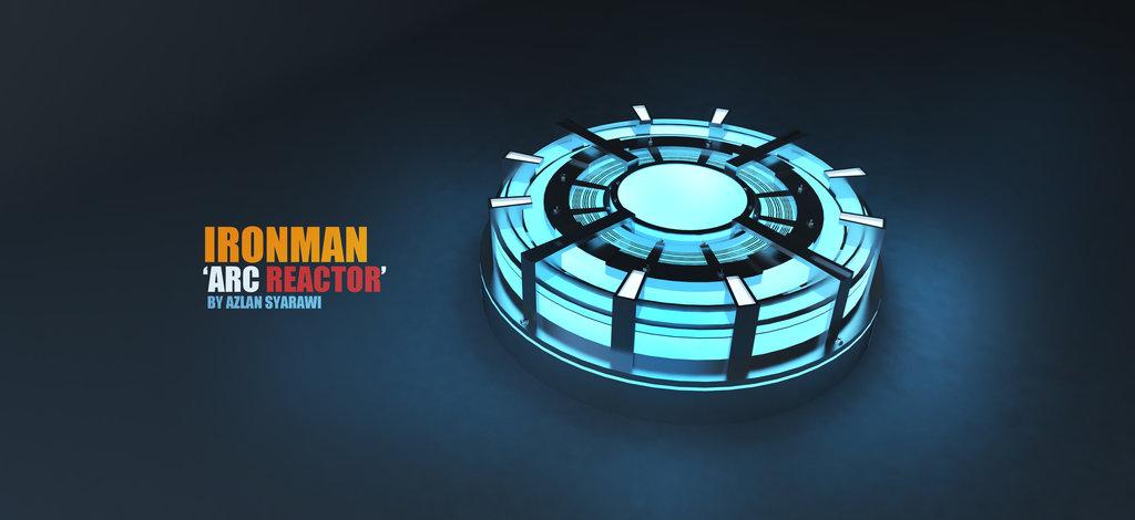 Arc Reactor IRONMAN By Syarawi 1024x470