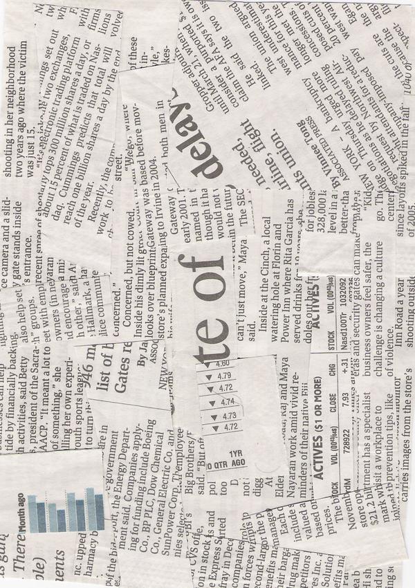47+] Newspaper Print Wallpaper on WallpaperSafari