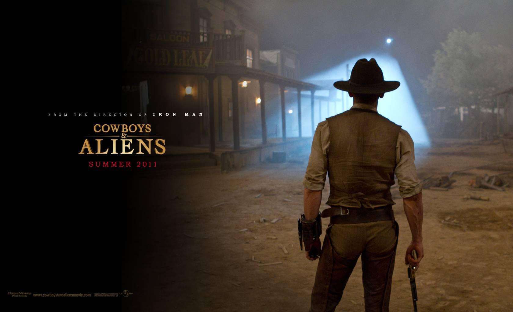 Cowboys Aliens Wallpaper Wallpaper for Cowboys Aliens 1680x1024