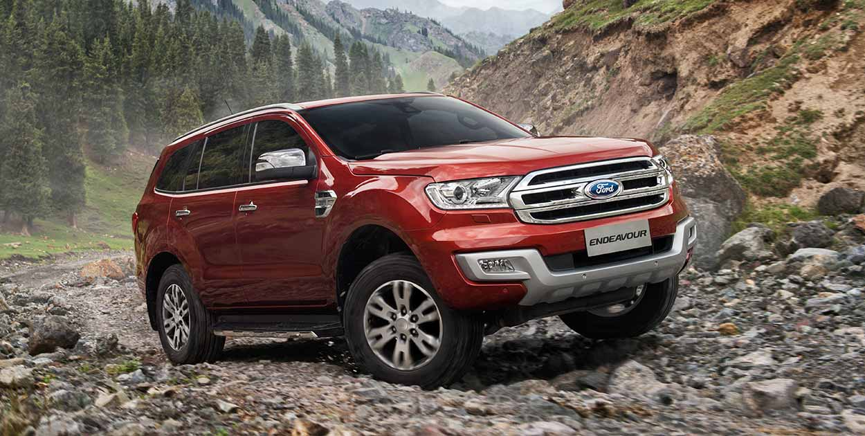 Ford Endeavour Sees Massive Boost in March 2016 Sales 1250x630