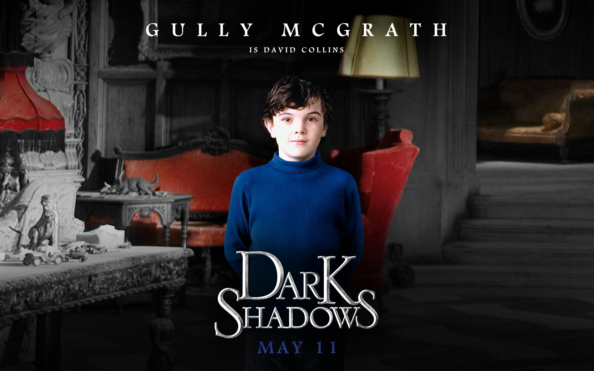 Dark Shadows wallpapers 19201200 Gully McGrath as David Collins 1920x1200
