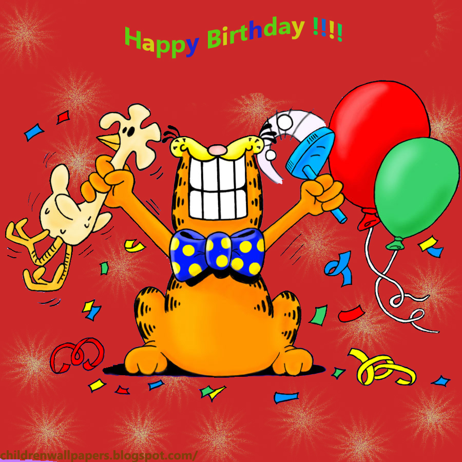 Happy Birthday WallpaperChild Coloring and Children Wallpapers 900x900