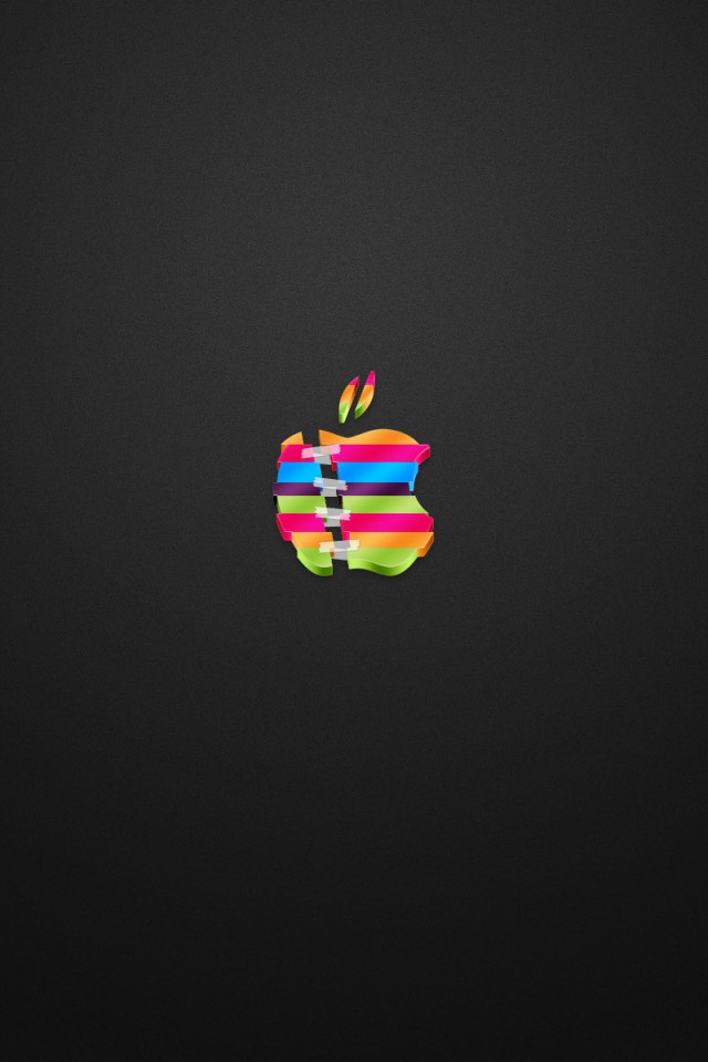 Apple Logo Wallpaper for iPhone 4 03 iPhone 4 Wallpapers iPhone 4 640x960