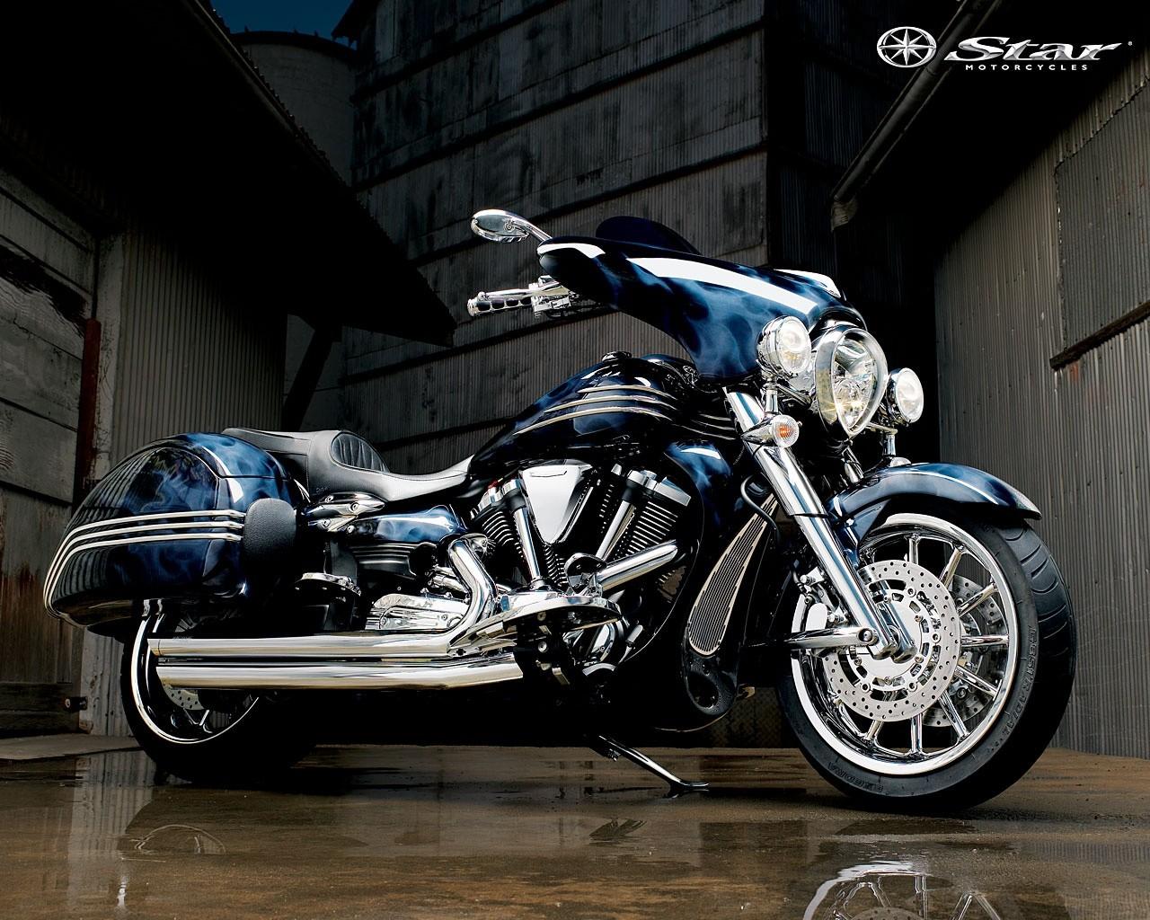 motorcycle wallpaper Vamaha Motorcycle Wallpaper 1280x1024