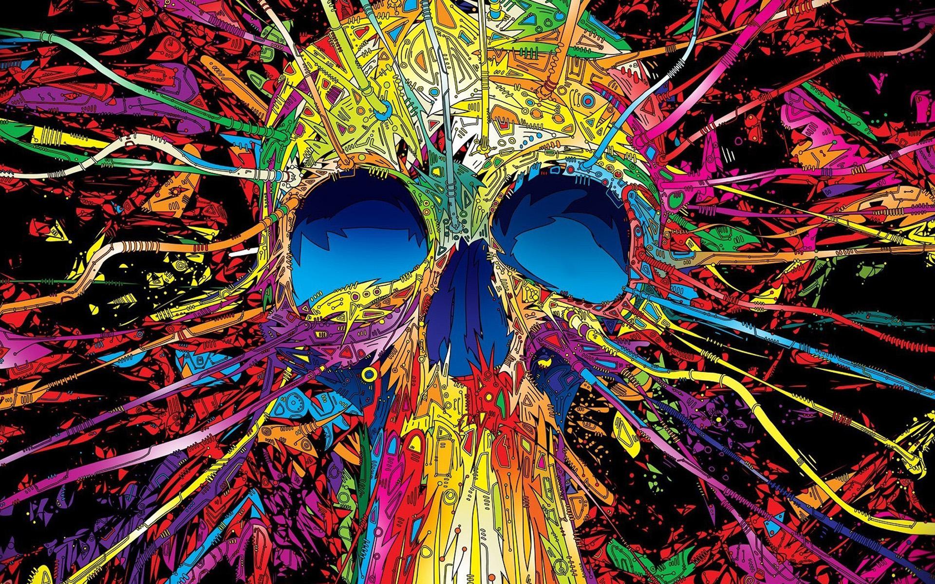 [46+] Sugar Skull Computer Wallpaper on WallpaperSafari