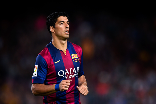 Luis Suarez Barcelona   Football Wallpaper HD Football Picture HD 620x413