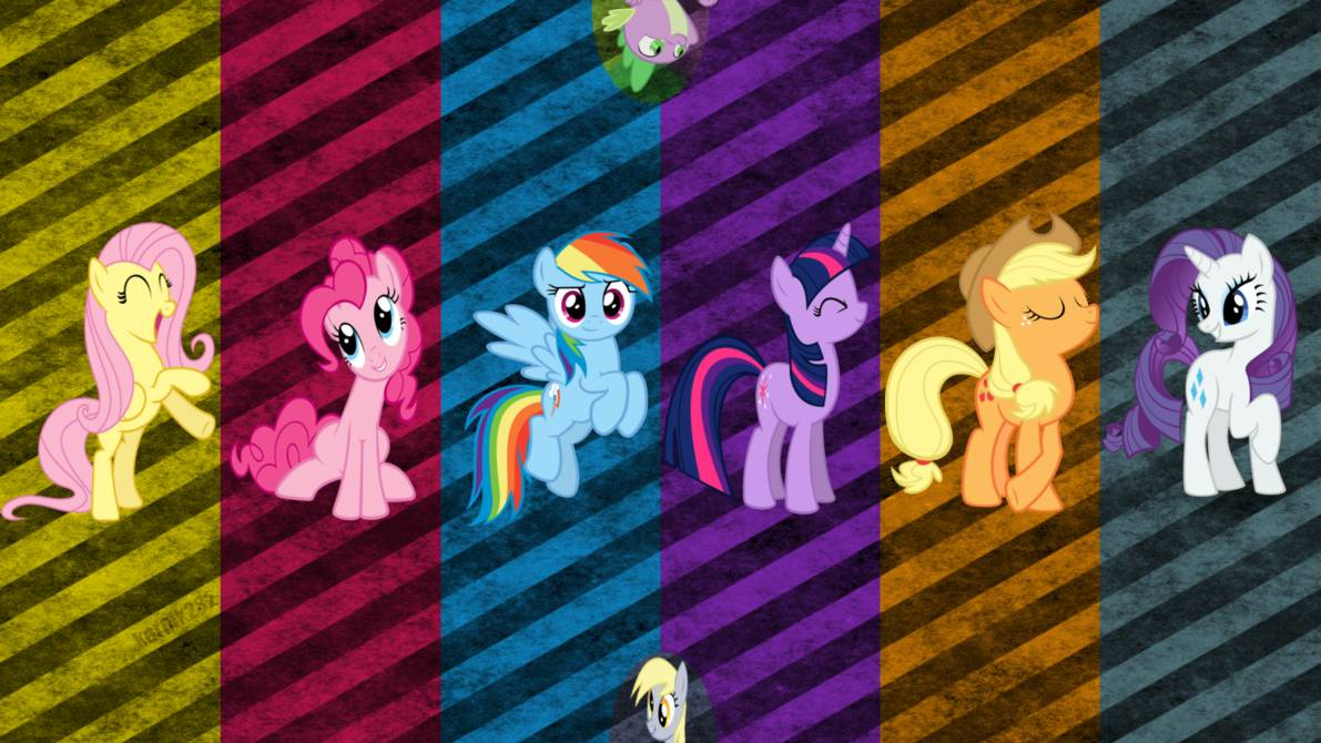 Awesome wallpaper   My Little Pony Friendship is Magic Wallpaper 1191x670
