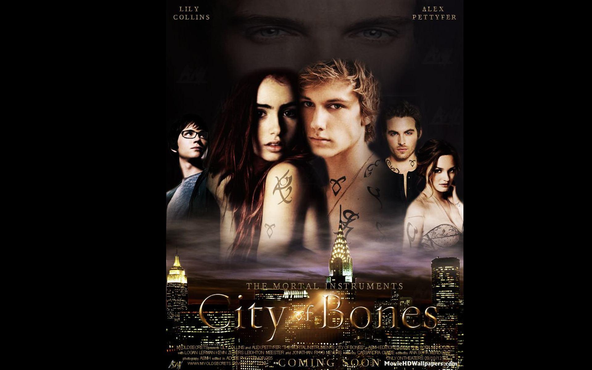 City Of Bones Recasting: The Mortal Instruments Wallpaper